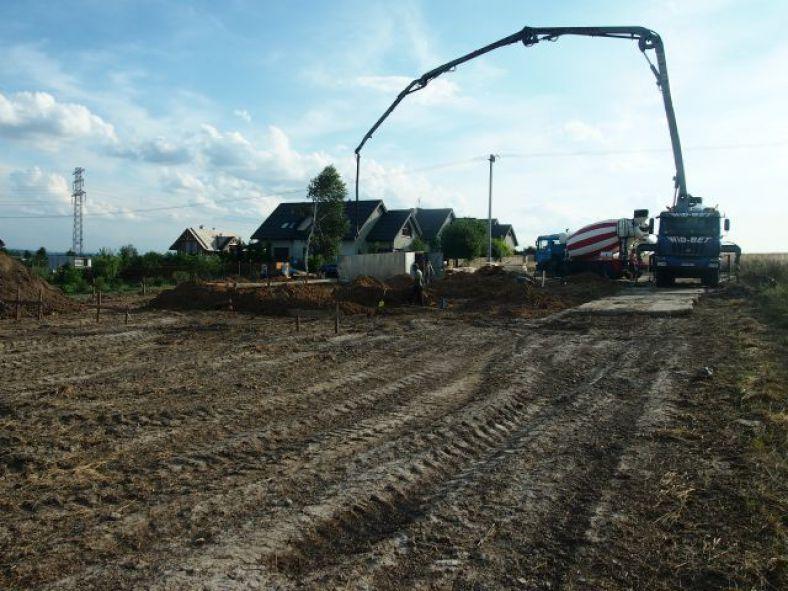 Budowa Osiedla Słowiański Ogród